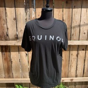 Equinox Members only shirt